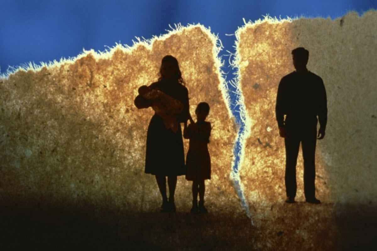 Сага о разводах