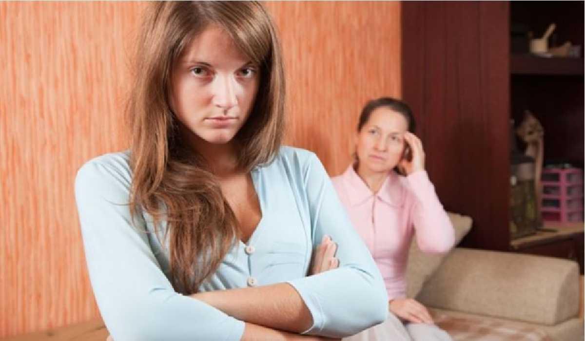 Мама против личной жизни взрослой дочери
